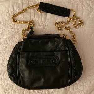 Small Juicy Couture gold chain Purse